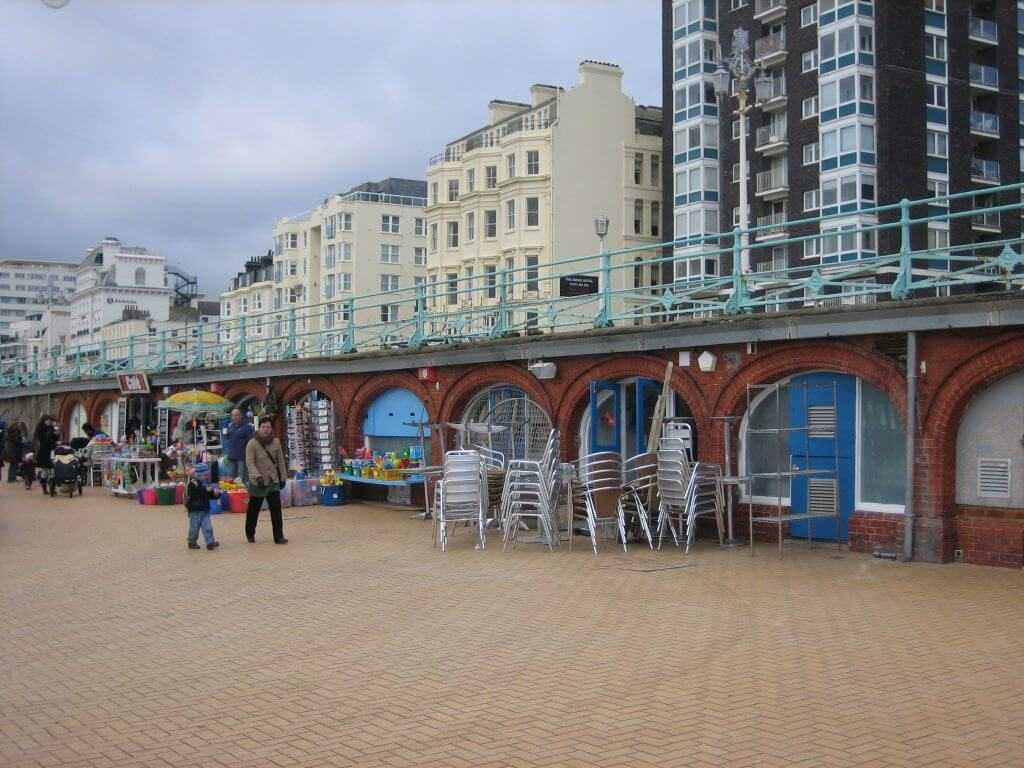 Brighton shop refurbishment waterproof