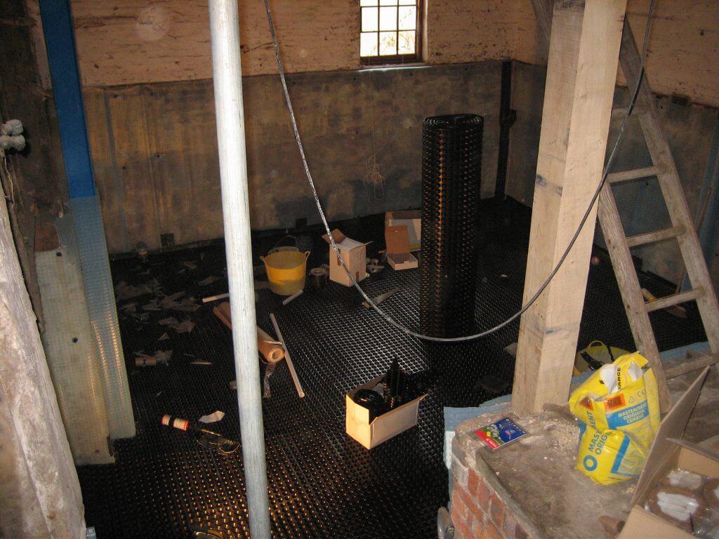 High Street Lindfield waterproofing
