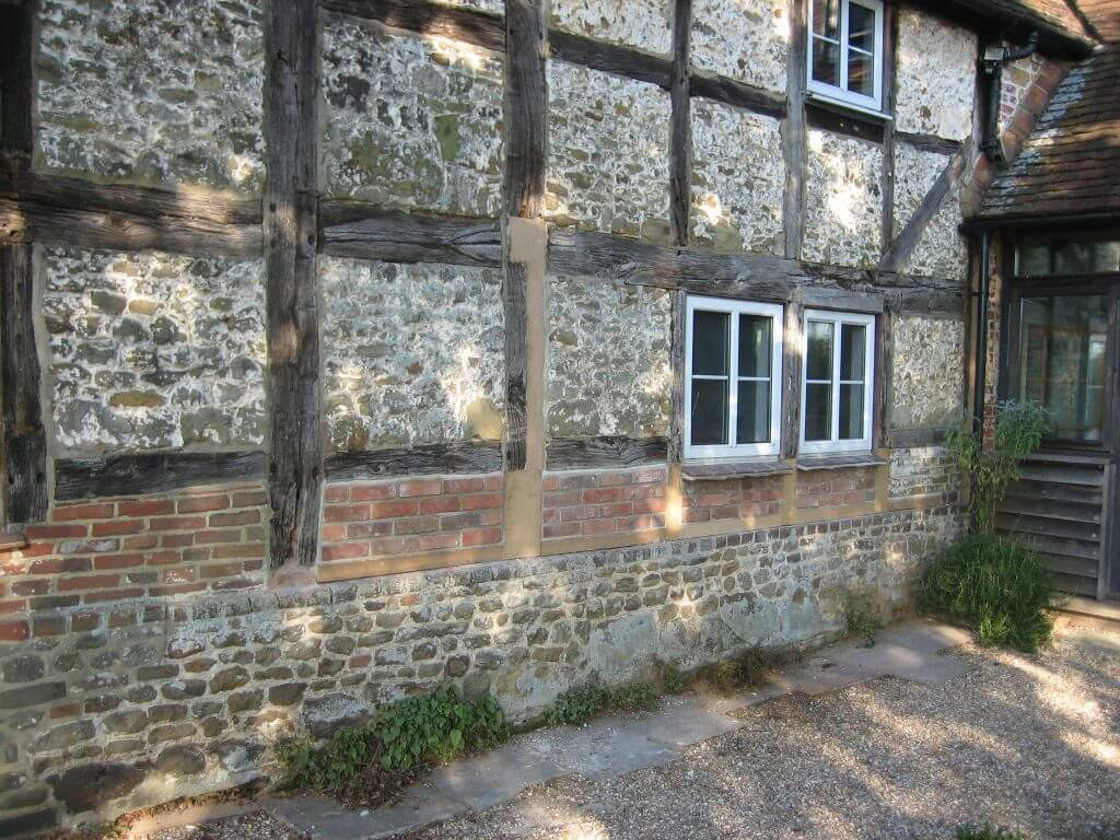 Rowgate Sussex wet rot